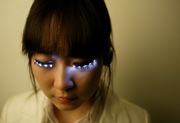 LED Eyelashes