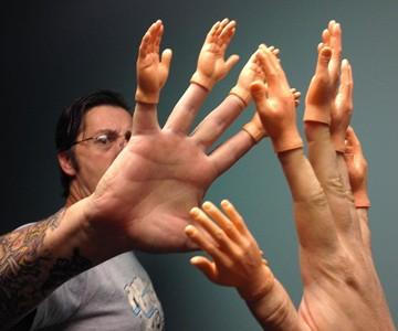 Finger Hands