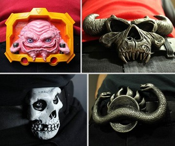 Freakshop Belt Buckles