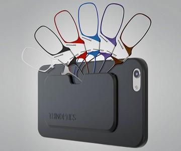 ThinOPTICS - Reading Glasses on Your Phone