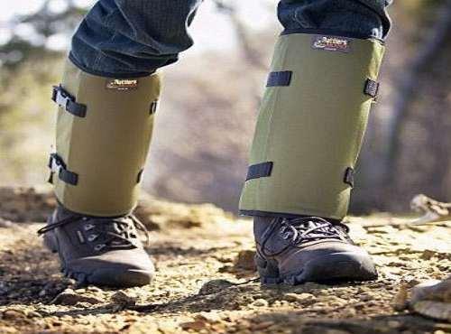 Snake Guardz Snake Protection Leg Armor Dudeiwantthat Com