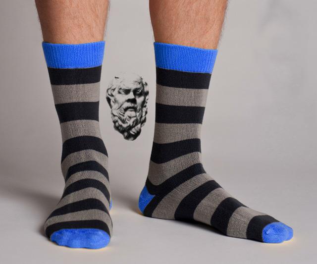 Socrates Everlasting Socks