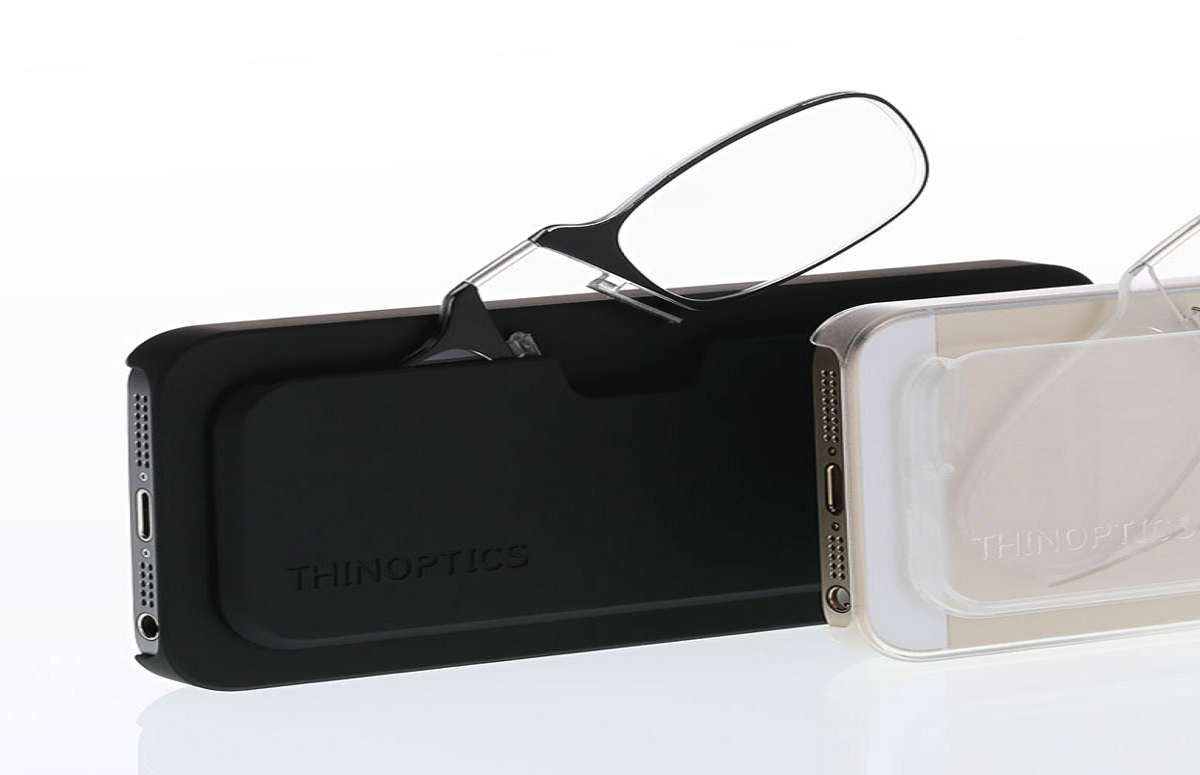Foster Grant Compact Rimless Reading Glasses
