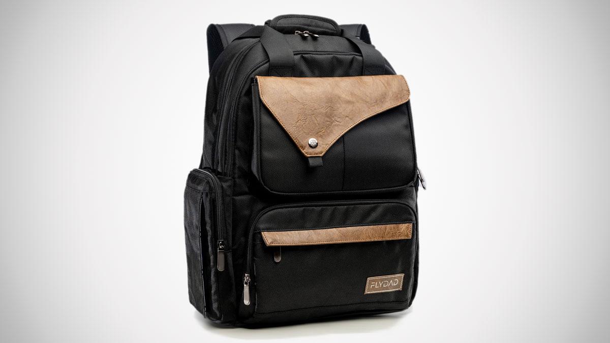 FlyDad FirstBorn Men's Diaper Backpack