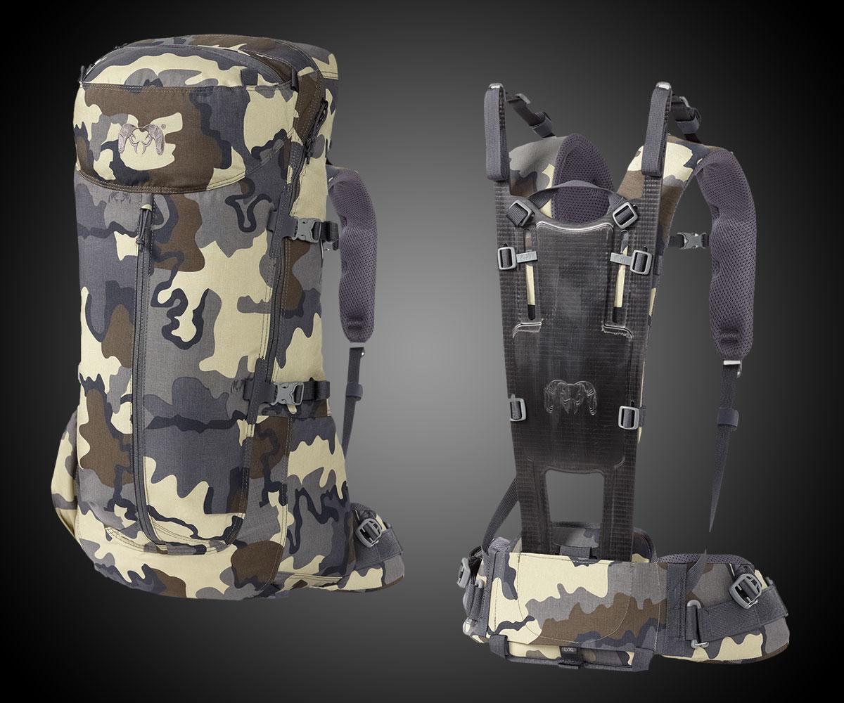 KUIU Carbon Fiber Hunting Backpacks | DudeIWantThat.com