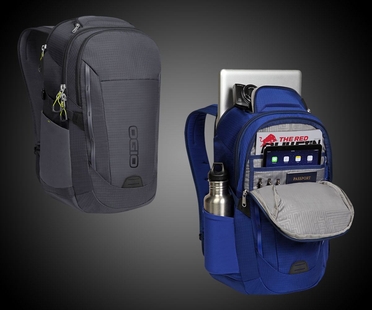 Ogio Mach 5 >> OGIO Ascent Backpack | DudeIWantThat.com