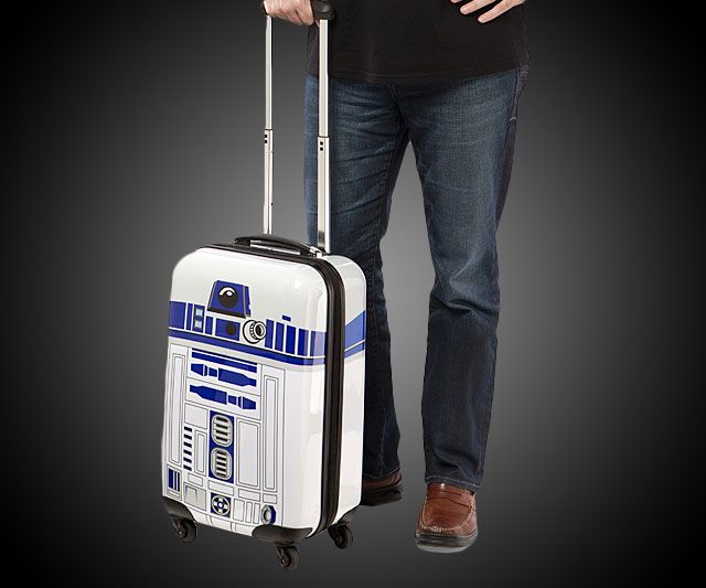 R2 D2 Carry On Luggage