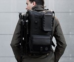 Black Ember Modular Backpacks