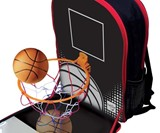 Basketball Backpack - Closeup