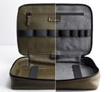 Capra Leather Gadget Bag