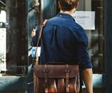 Cravar Leather Journals & Tote Bags