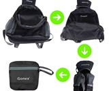 Gonex Lightweight Foldable Backpack