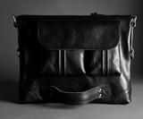 Hardgraft 2Unfold Leather Laptop Bag