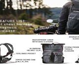 Velomacchi Roll-Top Waterproof Backpack