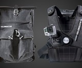 Velomacchi Waterproof Motorcycle Backpack