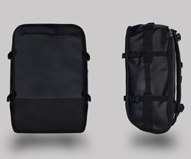 GOBAG Vacuum Compressible Carry-On