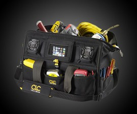 Megamouth Tool Bag with Integrated Speaker
