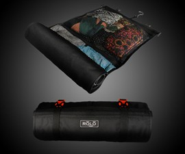 Rolo Space-Saving Travel Bag