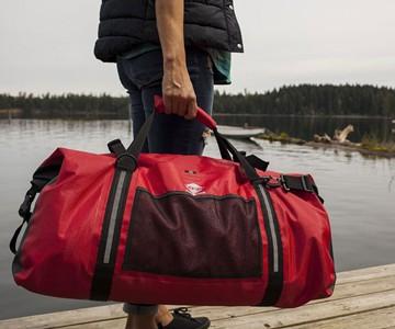100% Waterproof Duffel Bag