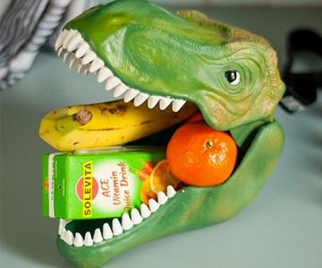Dino Case - T-Rex Lunch Box & Carrier