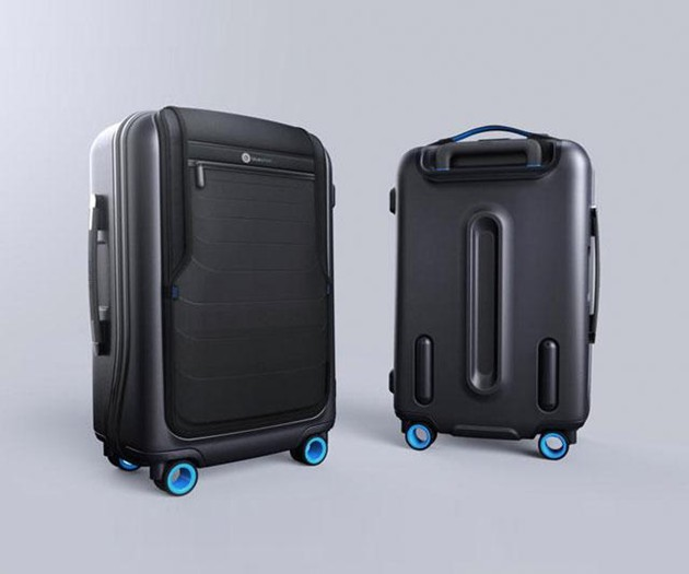 Bluesmart Connected Carry-On Bag