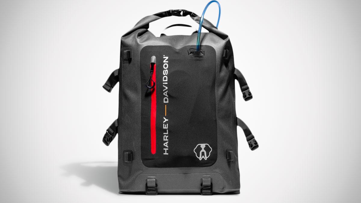 Seventy2 Pro Harley-Davidson Motorcycle Backpack