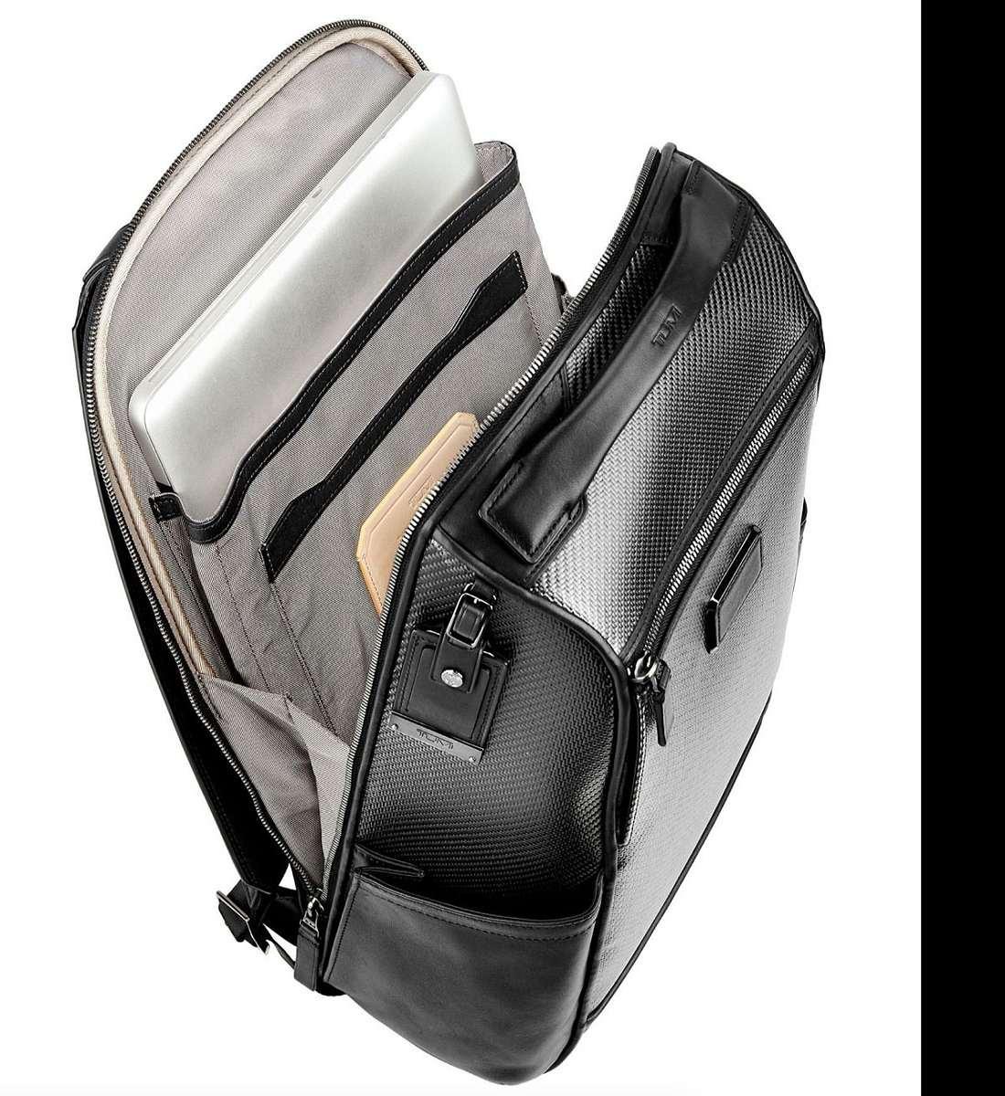 Tumi Cfx Carbon Fiber Backpack Dudeiwantthat Com