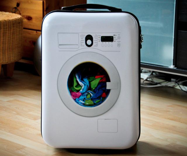 Washing Machine Suitcase Dudeiwantthat Com