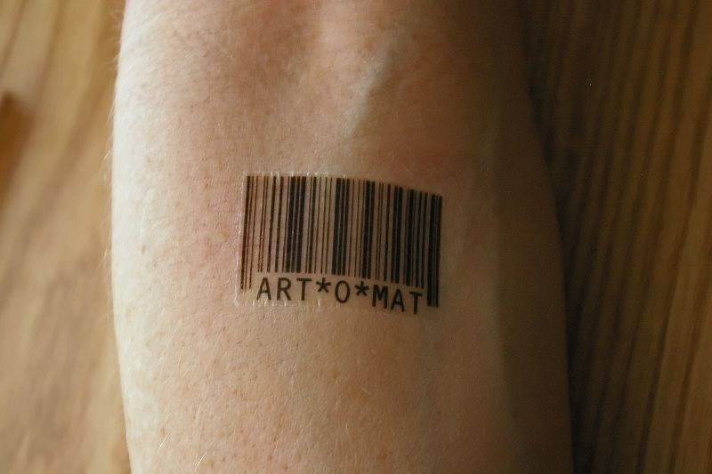 Human Barcode Tattoo Pictures to Pin on Pinterest - TattoosKid