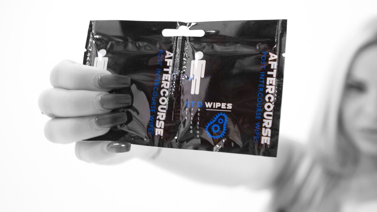 Aftercourse Post-Sex Wipes