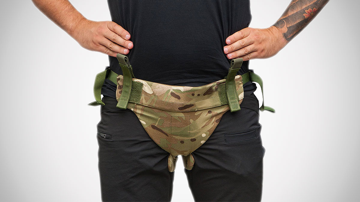Bulletproof Men's Underwear