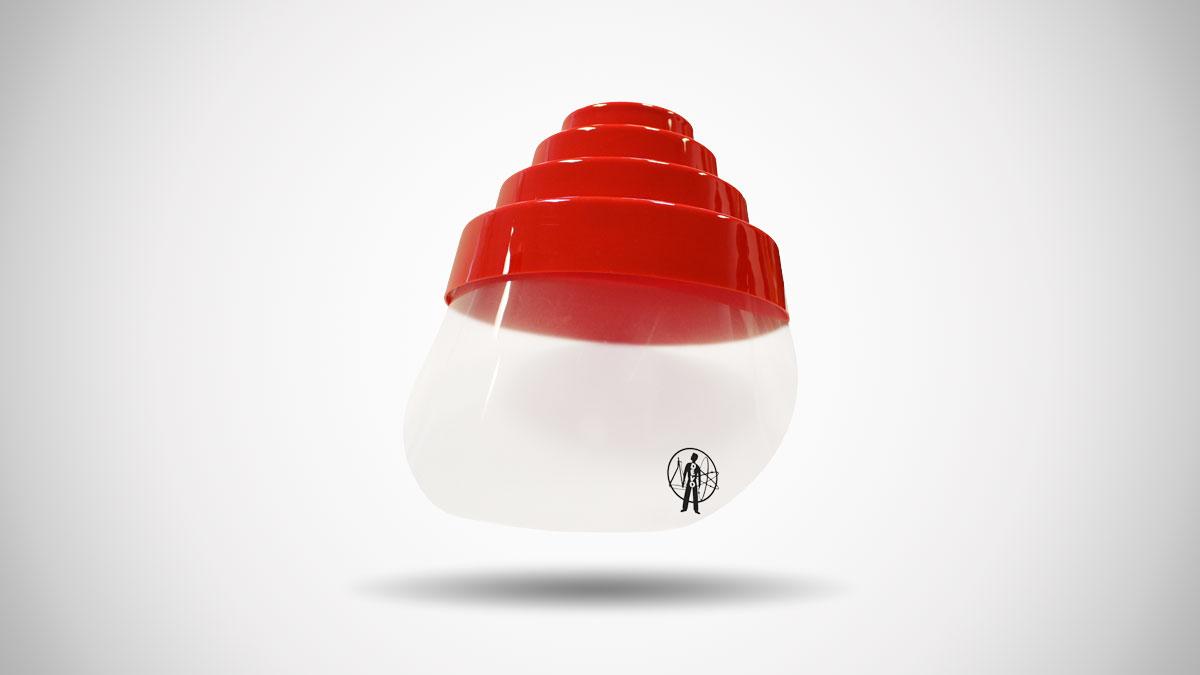 DEVO Energy Dome Face Shield