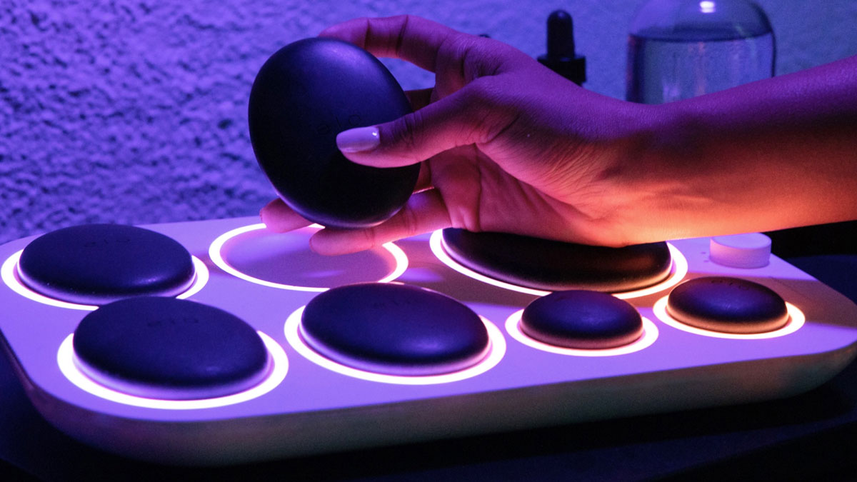 Elo - At-Home Hot Stone Spa Experience