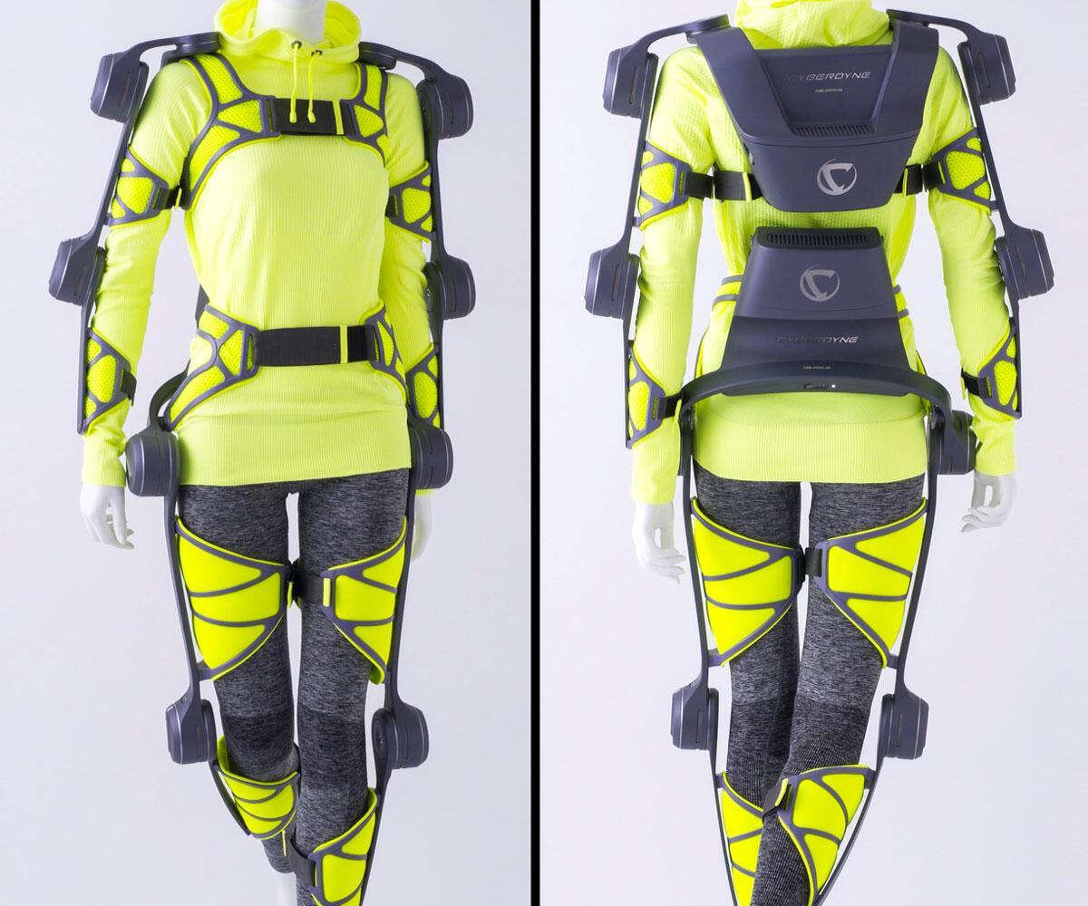 HAL Robot Suit - Next Generation Prototype