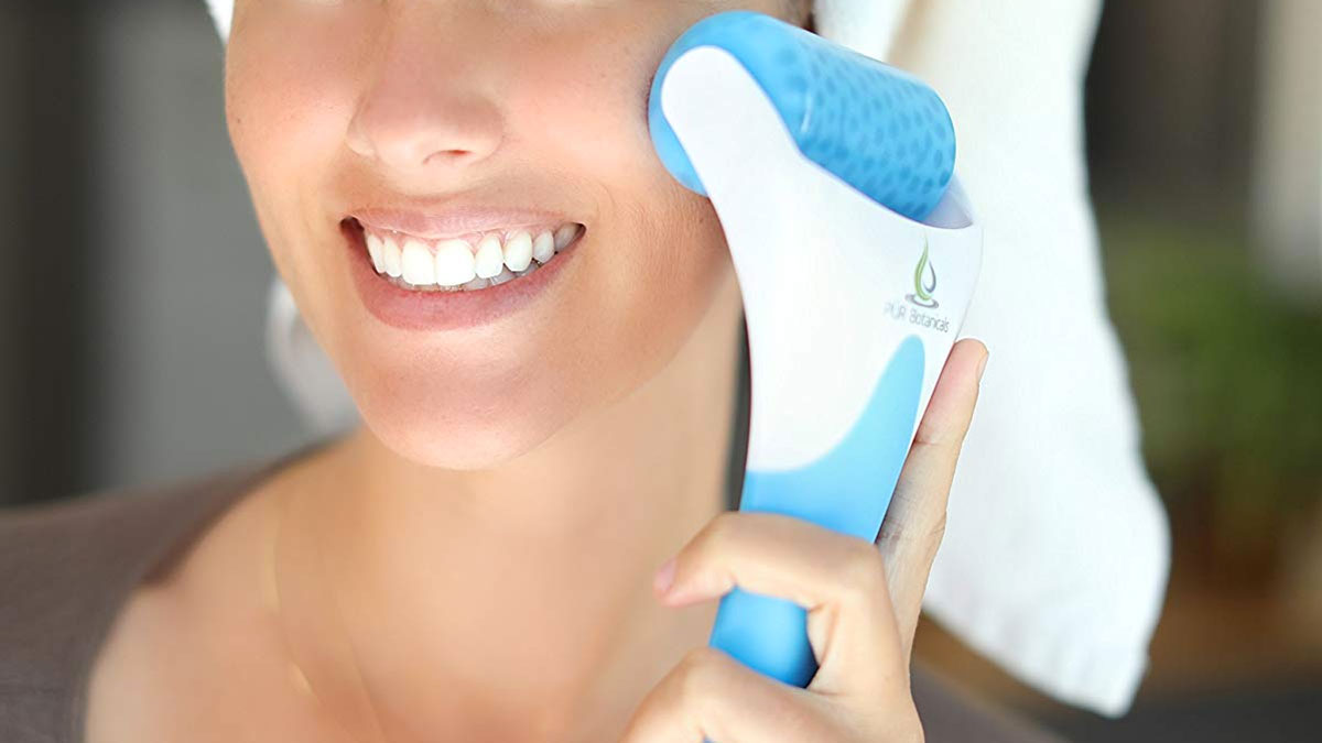 Ice Roller - Therapeutic Skincare & Pain Relief