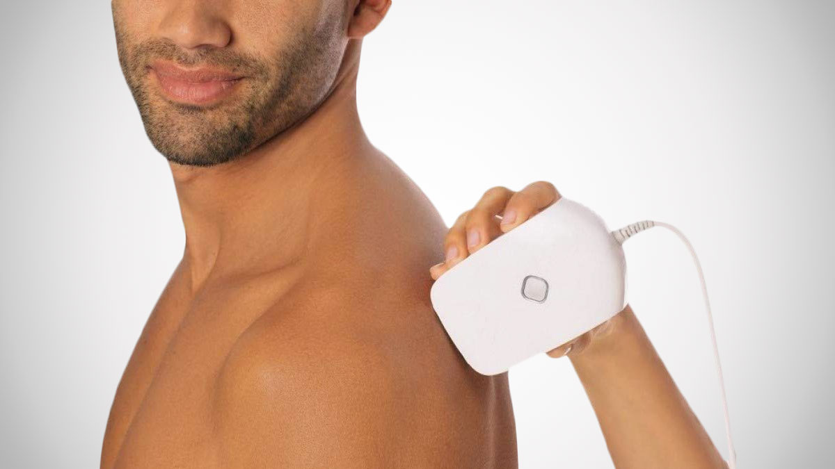 me Sleek Face & Body Permanent Hair Removal System