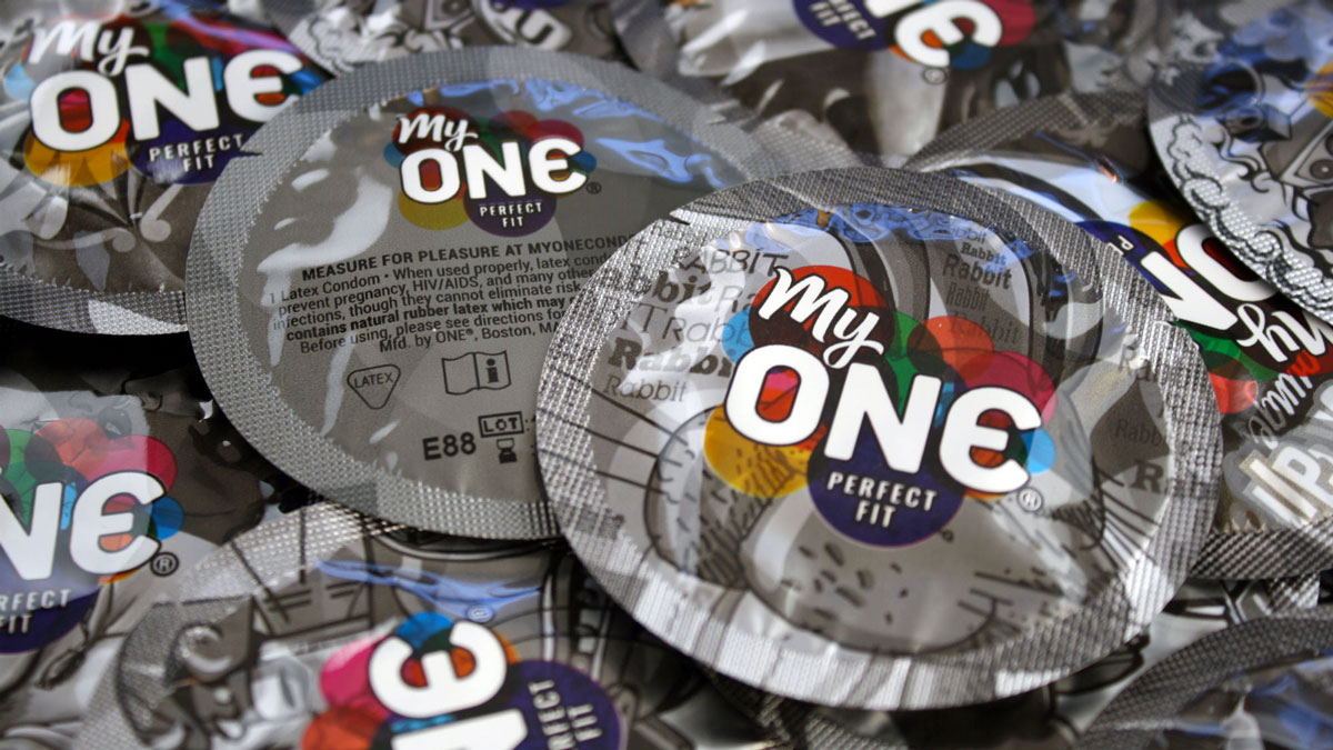 myONE Perfect Fit Condoms