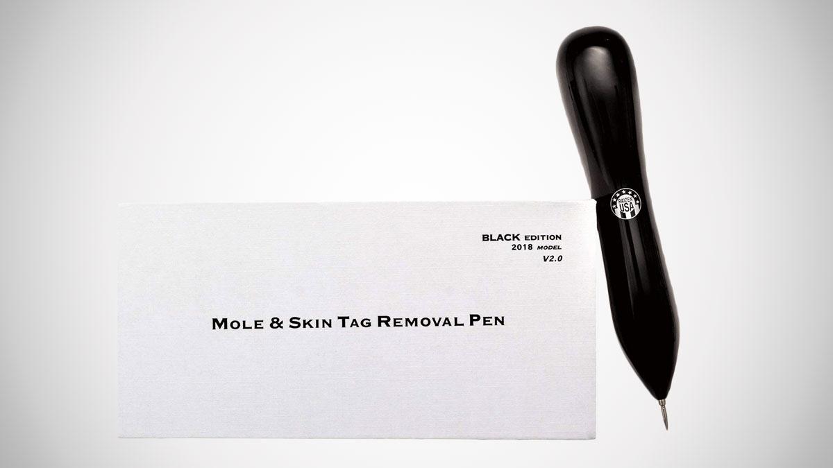 Raizen Mole Skin Tag Removal Pen Dudeiwantthat Com