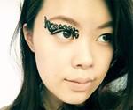 Temporary Eye Tattoos