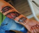 Cyborg Tattoos