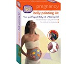 Pregnant Belly Painting Kit