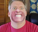 Arnold Total Recall Face Mask