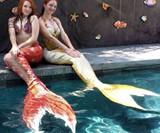 Finfolk Custom Mermaid Tails