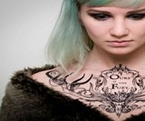 Game of Thrones Temporary Tattoos