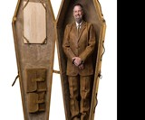 Leather Coffin
