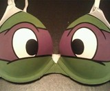 Ninja Turtles Bra