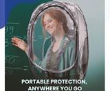 ShieldPod Wearable Protective Barrier