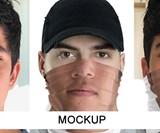 Your Face Custom Face Masks
