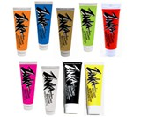 Zinka Neon Sunscreen Colors