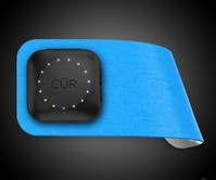 CUR Smart Band-Aid for Pain Relief